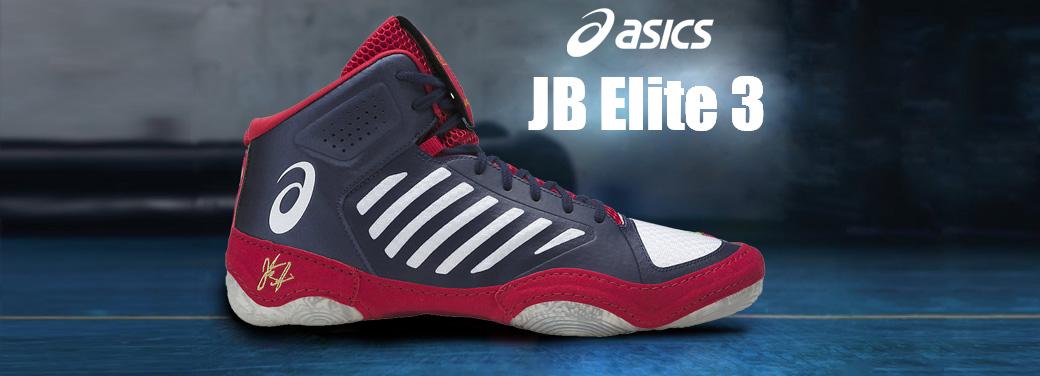 Zápasnické boty Asics JB Elite 3