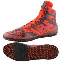 ee22b4781cbfb Zápasnické boty Adidas Flying Impact červená