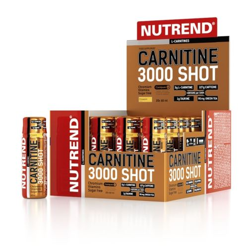 CARNITINE 3000 SHOT 60ml