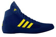 Zápasnické boty Adidas Havoc dětské tkaničky ea350d61f4d
