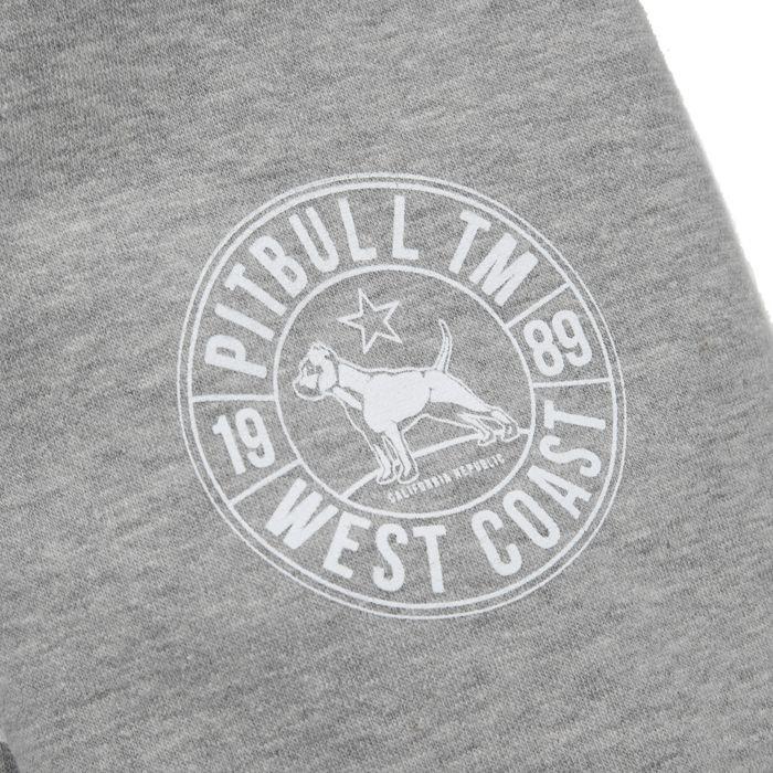 Dámská mikina Pitbull West Coast Oldschool světle šedá - M - JEMASPORT b0d0790553f