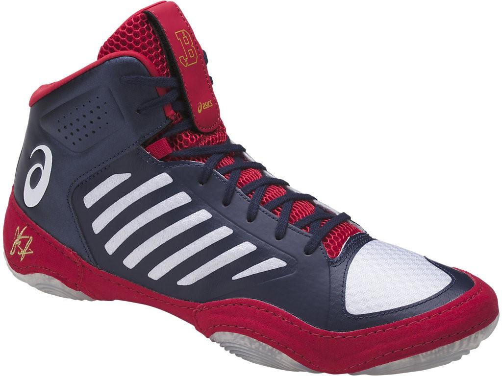 Zápasnické boty Asics JB Elite 3 červená f0100361ca5