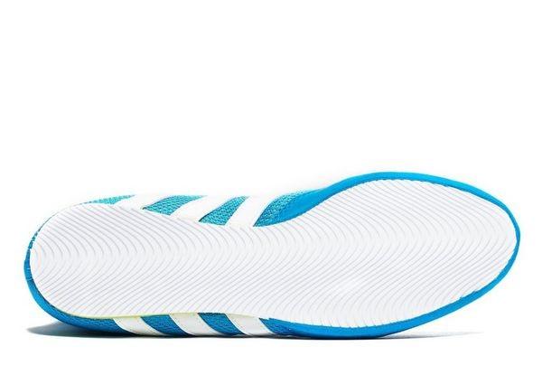 Boxerské boty adidas Box Hog 2 modrá - JEMASPORT 794c468dc5e