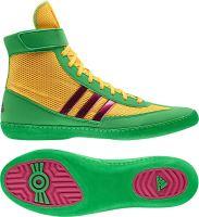 Zápasnícke topánky adidas Combat Speed 4 žlto zelená 167414fb9b2