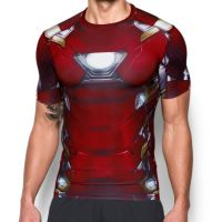 Funkční tričko Under Armour Iron Man